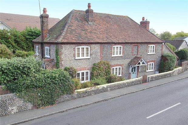 3 Bedrooms Detached House for sale in Ash Lane, Rustington, West Sussex, BN16
