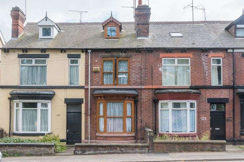 3 Bedrooms Terraced House for sale in Herries Road, Fir Vale - Close To The Northern General Hospital