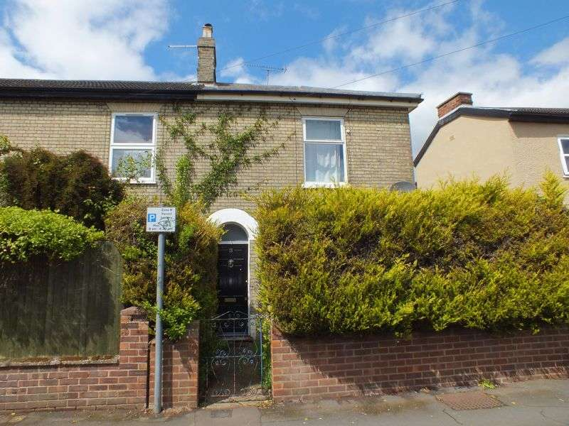 2 Bedrooms Terraced House for sale in Kimberley Street, Norwich