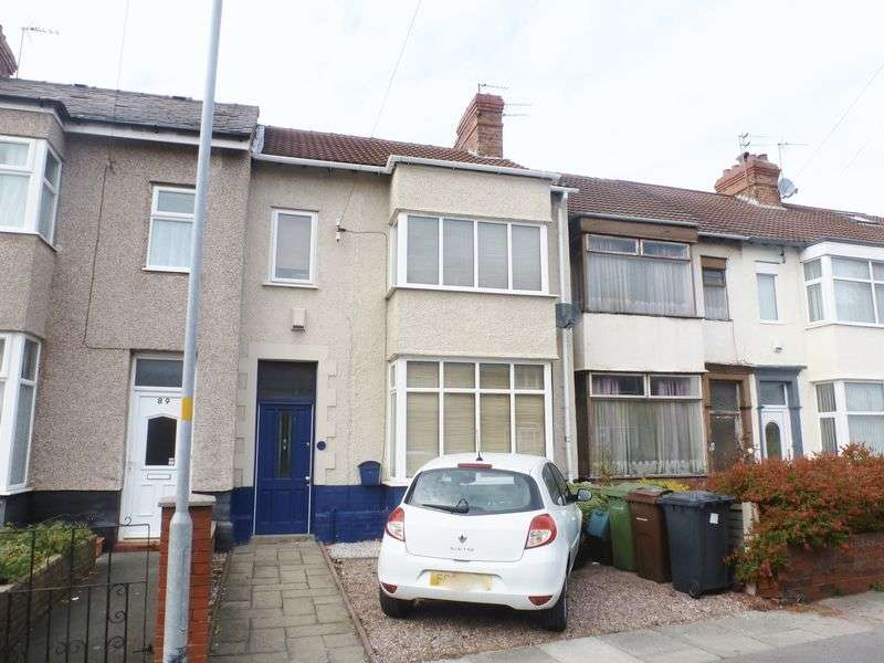 4 Bedrooms Terraced House for sale in Alexandra Road, Crosby