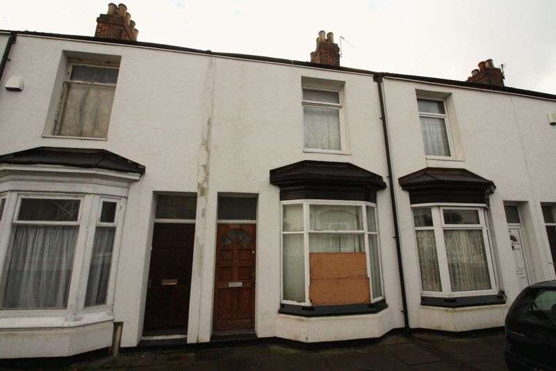 2 Bedrooms Terraced House for sale in Meath Street, Middlesbrough