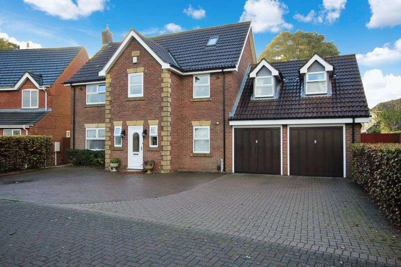 6 Bedrooms Detached House for sale in 46 Canwick Avenue, Bracebridge Heath, Lincoln