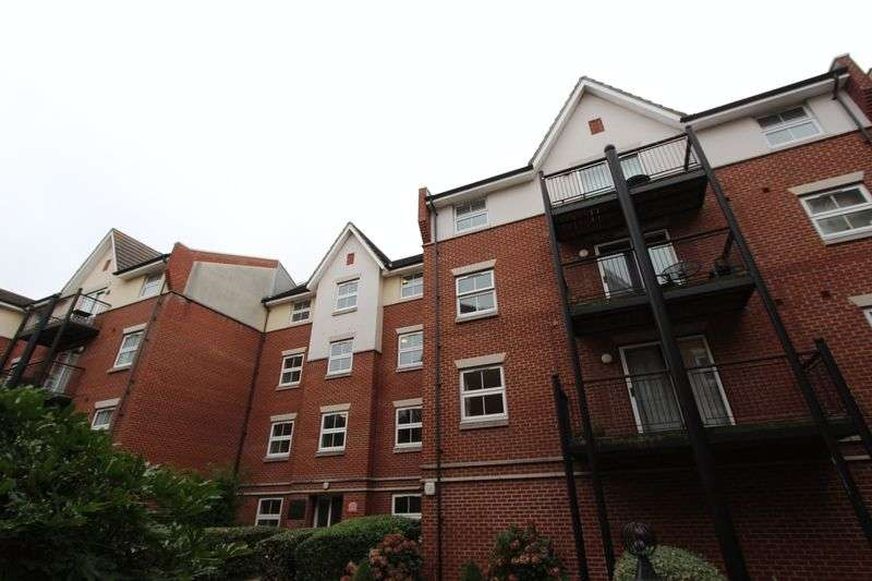 2 Bedrooms Flat for sale in Chandlers Court - City Centre