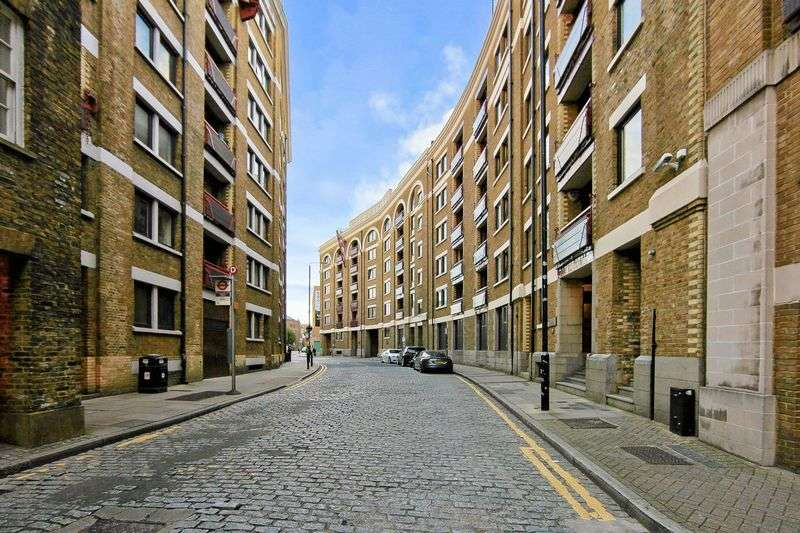1 Bedroom Flat for sale in Wapping High Street, London