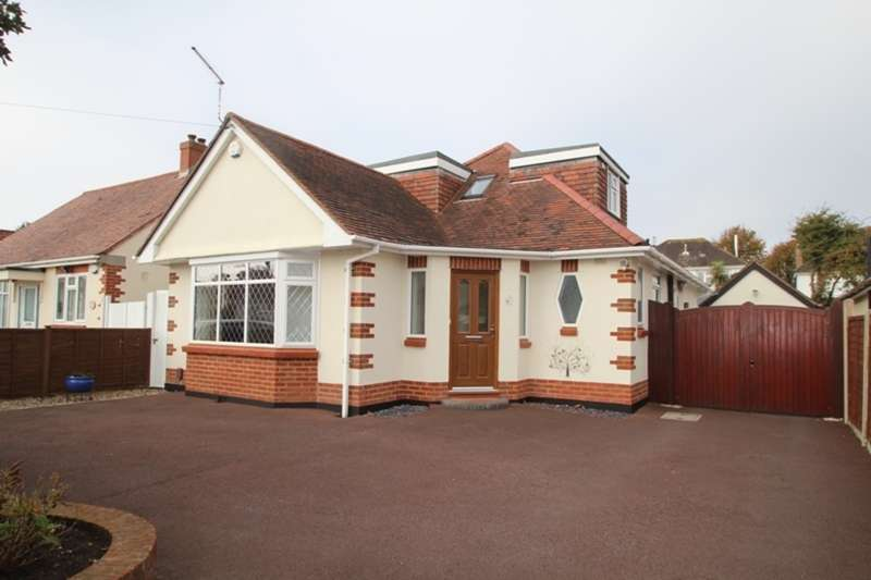 3 Bedrooms Chalet House for sale in HENGISTBURY HEAD