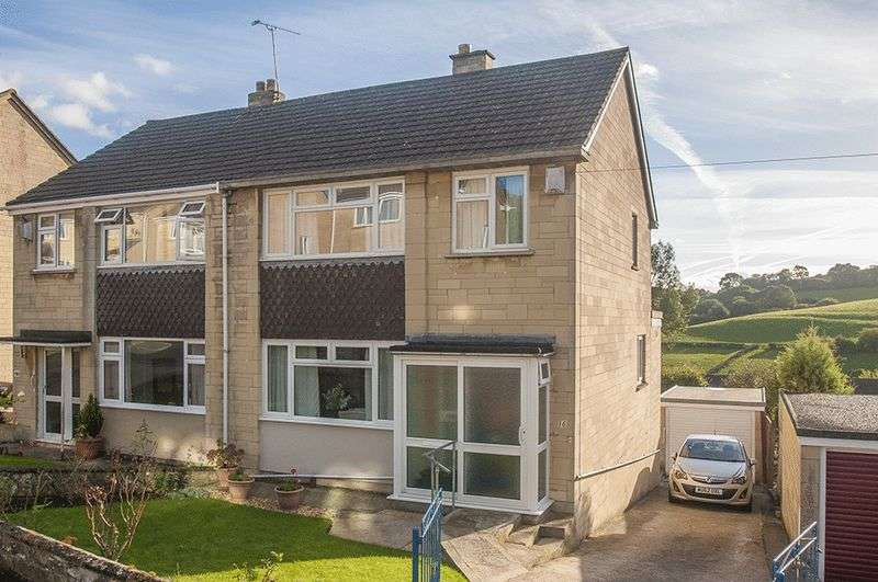 3 Bedrooms Semi Detached House for sale in Upper Weston, Bath
