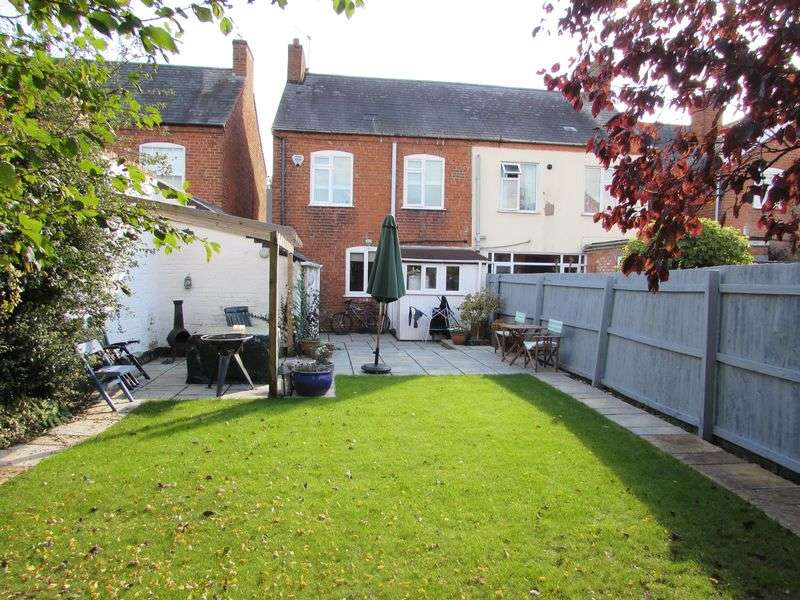 3 Bedrooms Semi Detached House for sale in Church Street, Studley