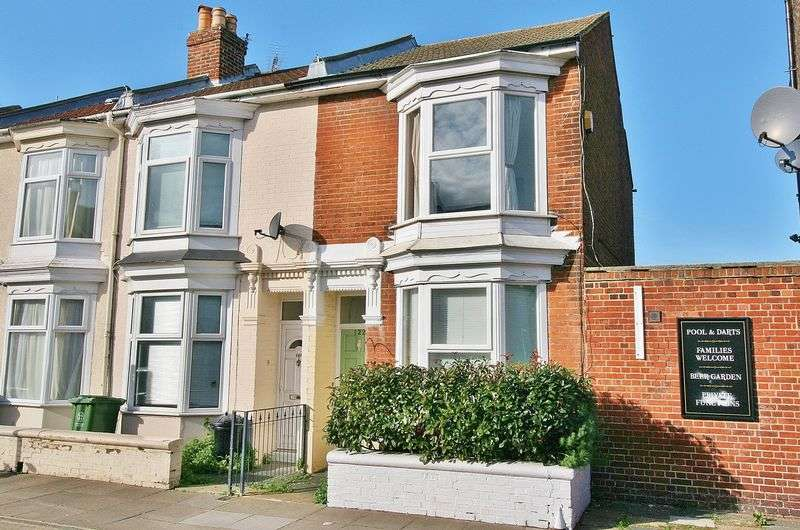 3 Bedrooms Terraced House for sale in Prince Albert Road, Southsea