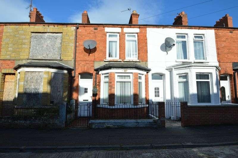 2 Bedrooms Terraced House for sale in 10 Beechwood Street, Belfast, BT5 5BQ