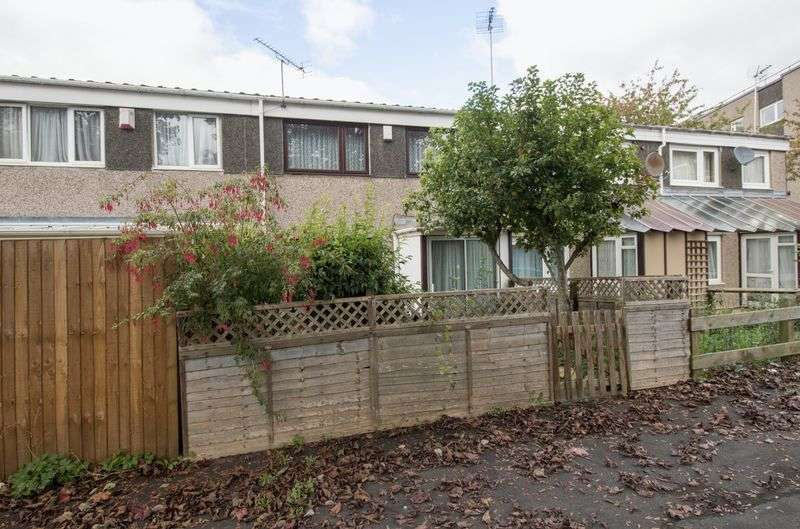 3 Bedrooms Terraced House for sale in Hayes Close, Bristol