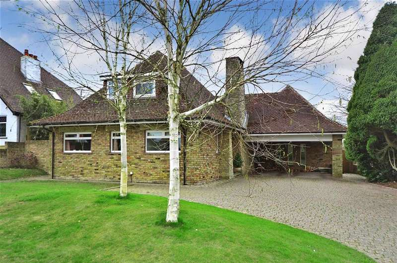 4 Bedrooms Bungalow for sale in Lancet Lane, Loose, Maidstone, Kent