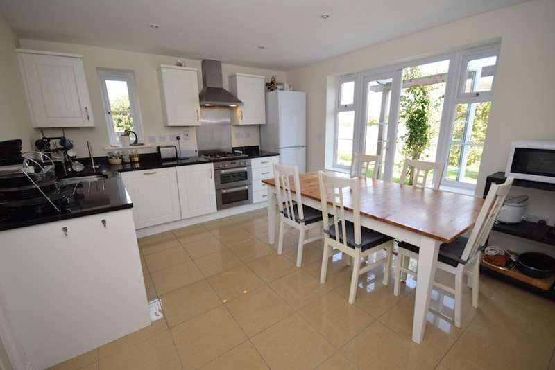 4 Bedrooms Detached House for sale in New Heritage Way, North Chailey, East Sussex, BN8