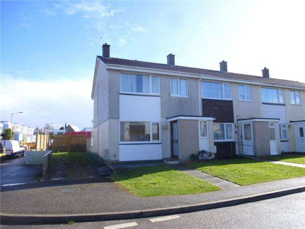 3 Bedrooms End Of Terrace House for sale in Treswithian Park Road, Camborne, Cornwall