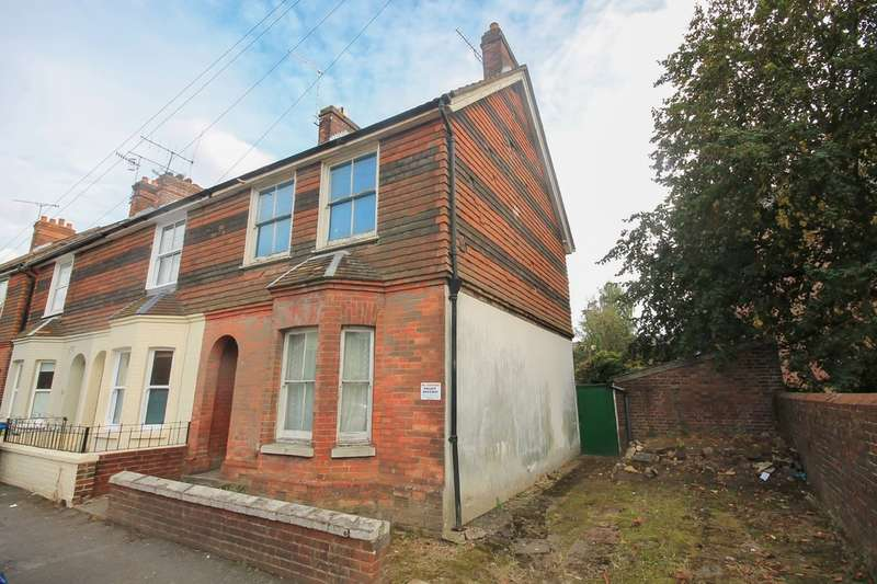 3 Bedrooms End Of Terrace House for sale in St James Road, East Grinstead