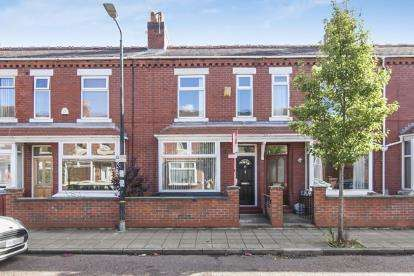 3 Bedrooms Terraced House for sale in Gorse Street, Stretford, Manchester, Greater Manchester