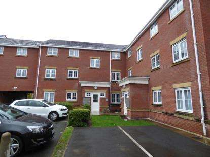 2 Bedrooms Flat for sale in Firbank, Bamber Bridge, Preston, PR5