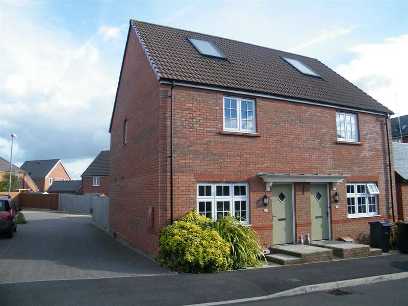 2 Bedrooms Property for sale in Comet Crescent, Calne