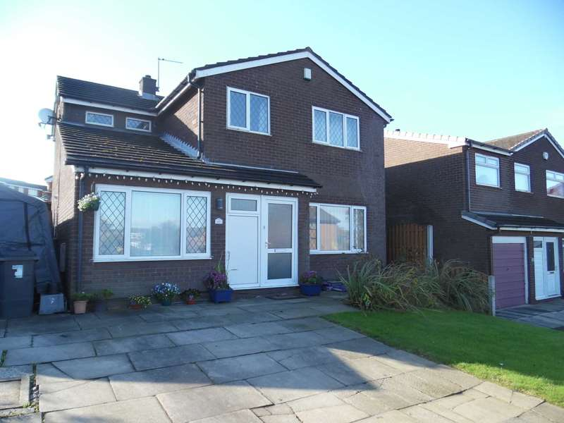 5 Bedrooms Detached House for sale in Hannerton Road, Shaw