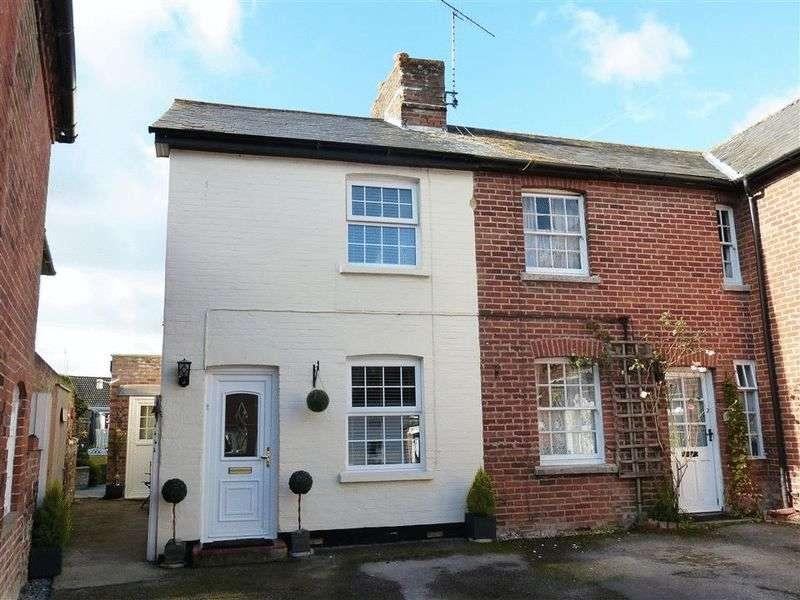 2 Bedrooms Terraced House for sale in 1 Horseshoe Villas, Netheravon