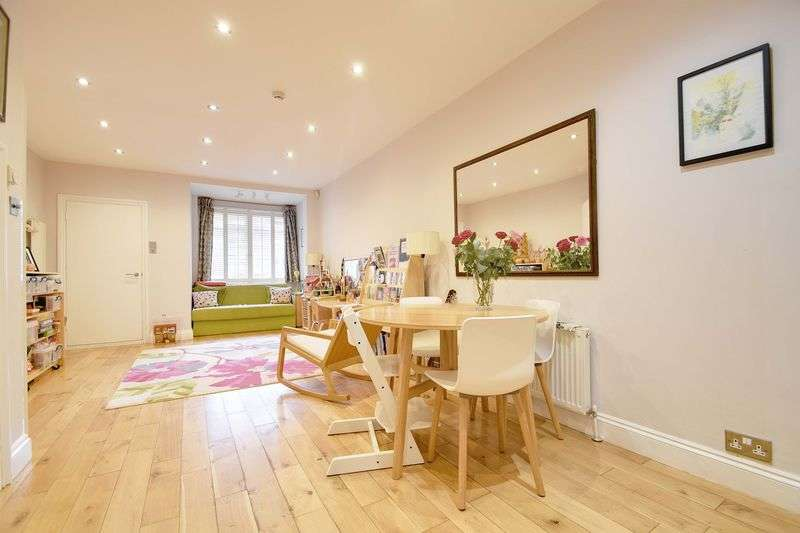 2 Bedrooms Terraced House for sale in Beechwood Road, N8