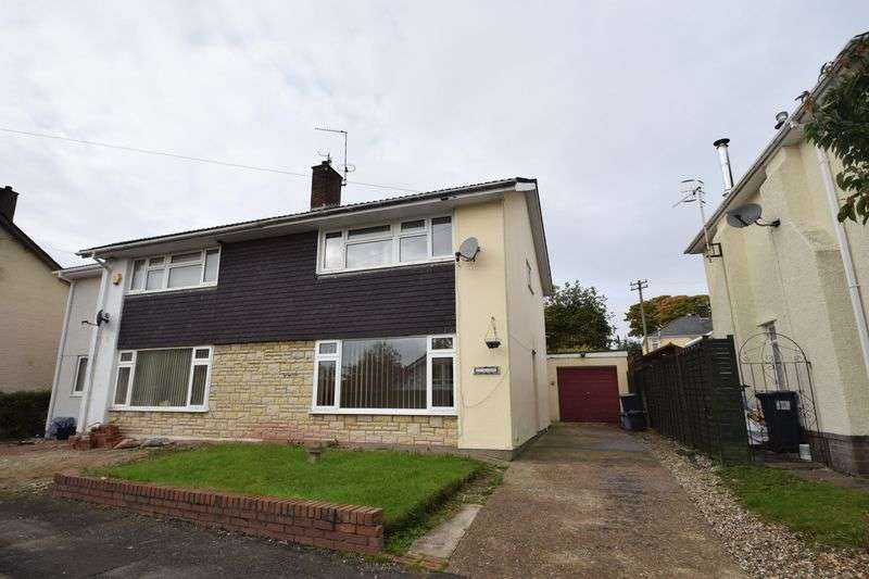 3 Bedrooms Semi Detached House for sale in 27 Prospect Place, New Inn, PONTYPOOL, Torfaen