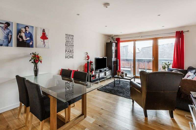 2 Bedrooms Flat for sale in Fairfield Road, Croydon