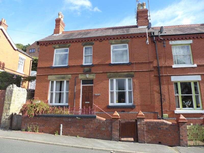 3 Bedrooms Terraced House for sale in Newbridge Road, Wrexham