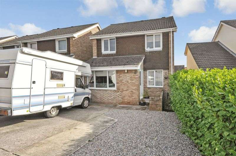 4 Bedrooms Detached House for sale in Burleigh Road, Torquay