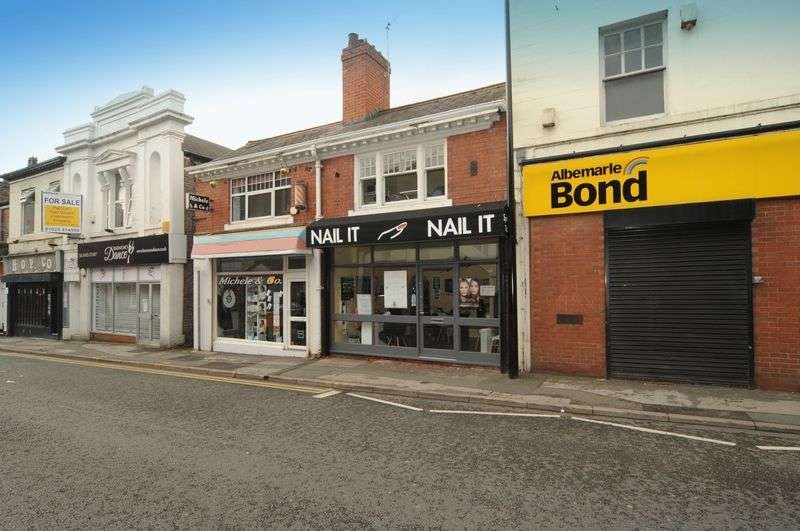 Property for sale in Bold Street, Warrington Town Centre