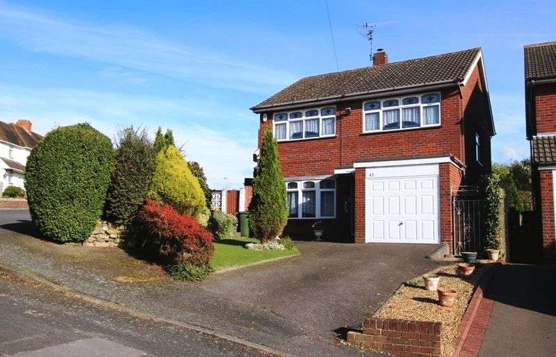 3 Bedrooms Detached House for sale in Musk Lane, Lower Gornal