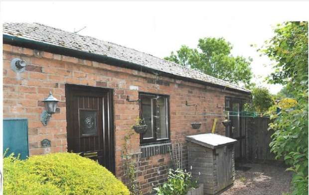 1 Bedroom Semi Detached Bungalow for sale in Audley House Mews, Newport, Shropshire, TF10 7BP