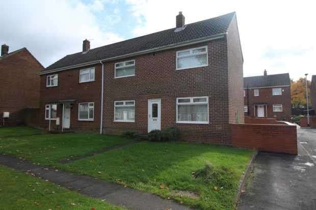 2 Bedrooms Semi Detached House for sale in The Brooms, Chester Le Street, Durham, DH2 1RP