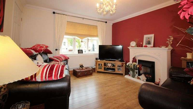 4 Bedrooms Terraced House for sale in Clos Afon Llwyd, Pontypool