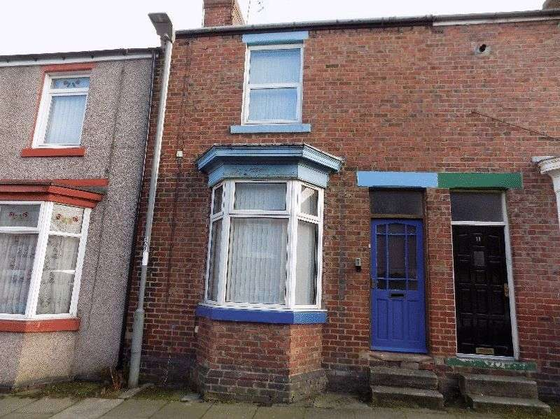 2 Bedrooms Terraced House for sale in Bouch Street, Shildon
