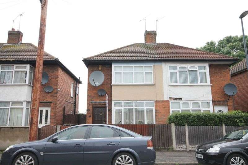2 Bedrooms Semi Detached House for sale in CORONATION STREET, DERBY