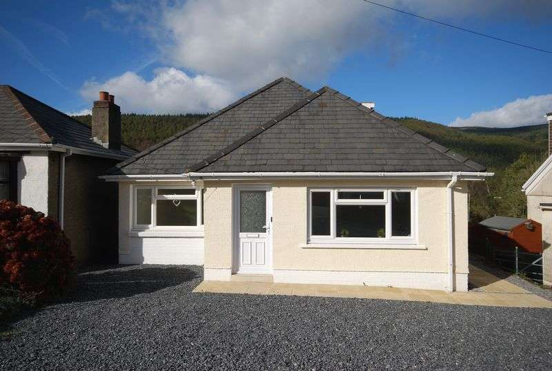 4 Bedrooms Detached Bungalow for sale in 10a Lletty Dafydd, Clyne, Neath, SA11 4BG