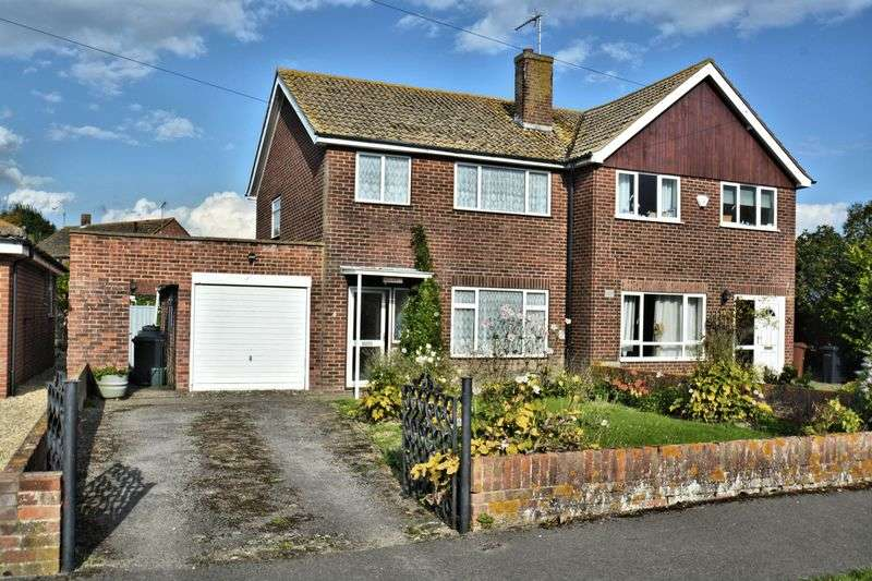3 Bedrooms Semi Detached House for sale in Orchard Way, Didcot