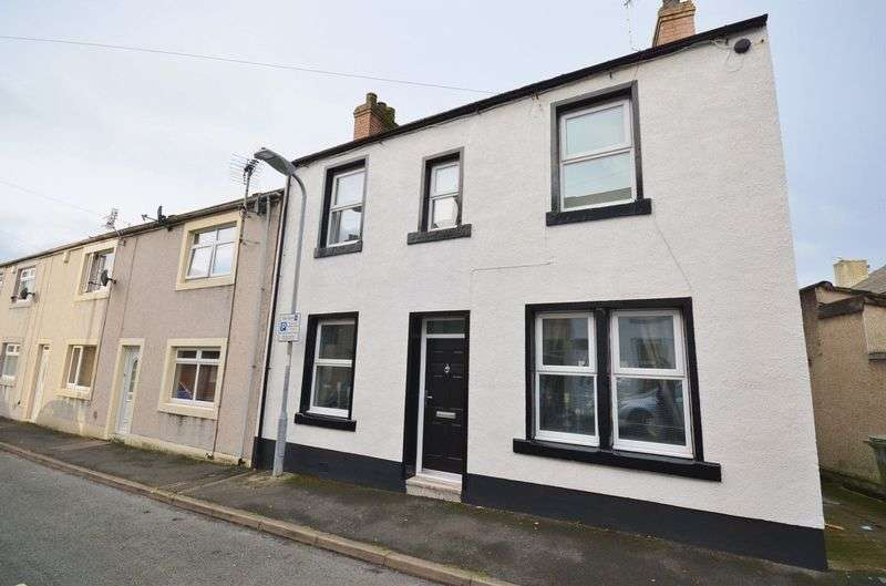2 Bedrooms Detached House for sale in Kelly Street, Workington