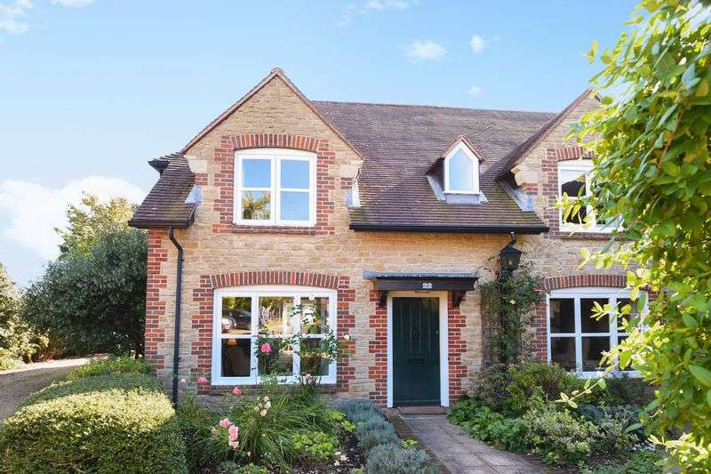 2 Bedrooms Cottage House for sale in Penstones Court, Marlborough Lane, Stanford in the Vale