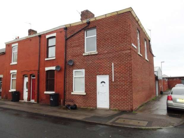 3 Bedrooms End Of Terrace House for sale in Cemetery Road, Preston, PR1