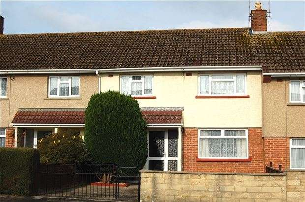 3 Bedrooms Terraced House for sale in Windsor Avenue, Keynsham, Bristol, BS31 1AW