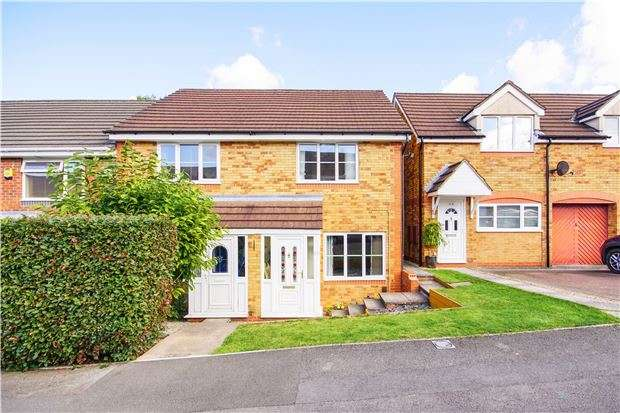 2 Bedrooms End Of Terrace House for sale in Ashcombe Crescent, North Common, BS30 5NY