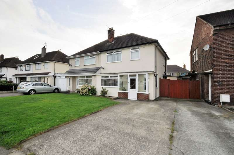 3 Bedrooms House for sale in Castleway North, Leasowe