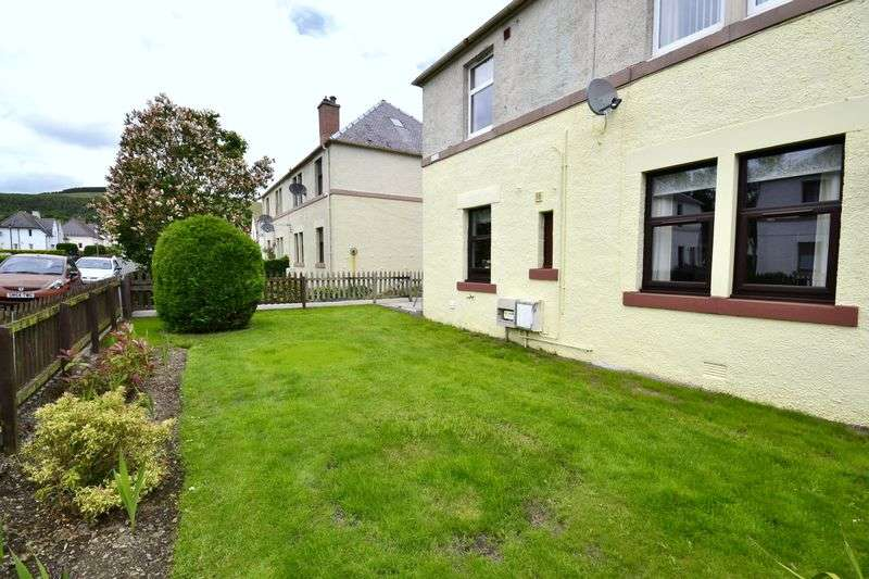 2 Bedrooms Flat for sale in 33 Horsbrugh Street, Innerleithen, EH44 6LF