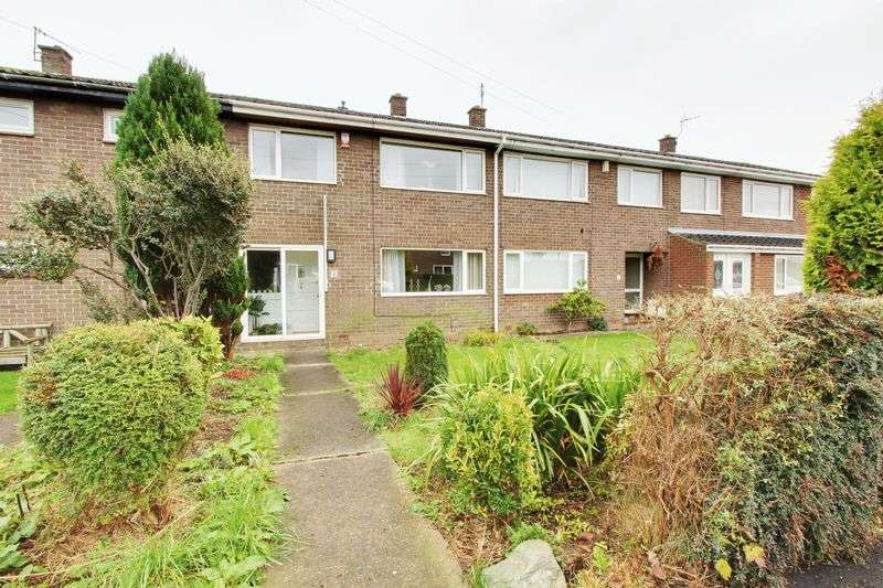 3 Bedrooms Terraced House for sale in Fordham Road, Durham