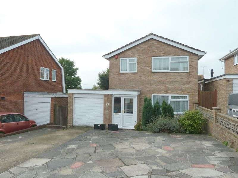 3 Bedrooms Detached House for sale in High Firs, Swanley