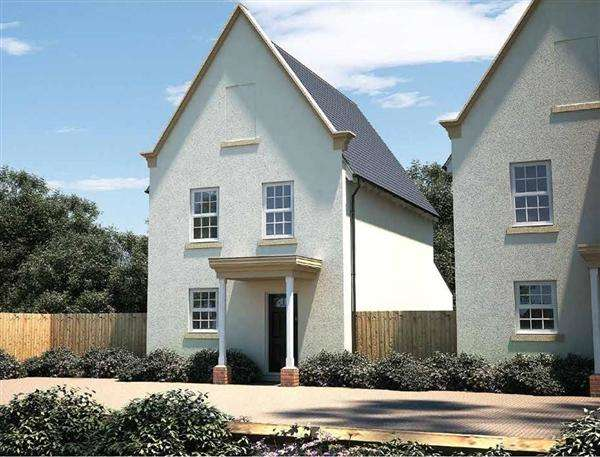 3 Bedrooms Property for sale in The Countess, Seabrook Orchard, Topsham