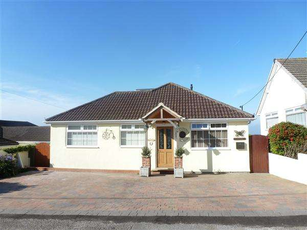 4 Bedrooms Detached House for sale in Lacona, Hillcote BLEADON HILL, Weston-Super-Mare