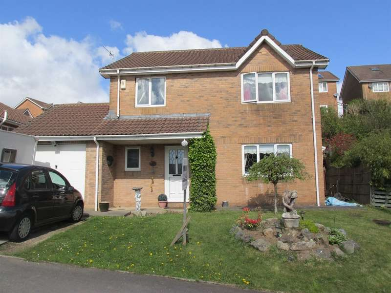 3 Bedrooms Detached House for sale in Sweet Water Park, Trefechan, Merthyr Tydfil