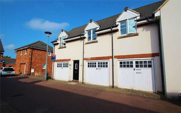 2 Bedrooms Flat for sale in Camomile Walk, Portishead, North Somerset